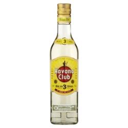 HAVANA CLUB 3YO 0,5L 40%