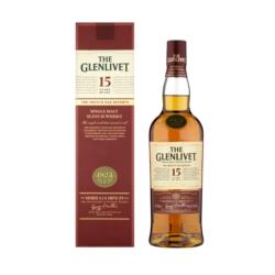 THE GLENLIVET 15YO 0,7L 40%