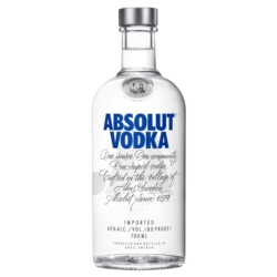 ABSOLUT VODKA 0,7L 40%