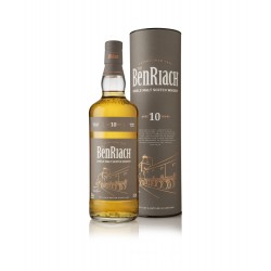 BENRIACH 10Y WHISKY 0,7L43%x 6