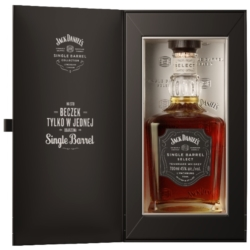 Jack Daniel's SINGLE BARREL0,7L 45%  XMAS PACK