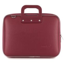 "Bombata Medio - torba na laptopa 13"" Burgundowa"