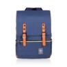 Plecak biznesowy na laptopa Solier SV04 granatowy