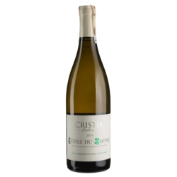 Cotes du Rhone Blanc, Cristia Collection 0,750