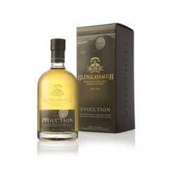 GLENGLASSAUGH EVOLUTION WHISKY 0,7L 50%