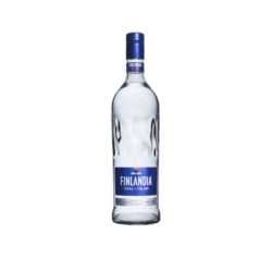 FINLANDIA VODKA CLEAR 1L