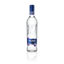 FINLANDIA VODKA BLACKCURRANT 0.7L 37,5%