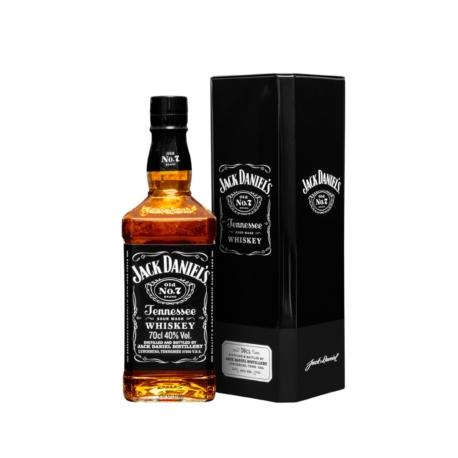 Jack Daniel's TW 0,7L w puszce - Xmas
