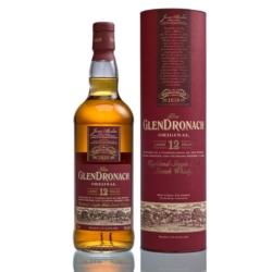 GLENDRONACH 12Y WHISKY 0,7L43%x 6