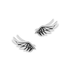 Kolczyki srebrne Freedom WWK/KS1324