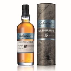 BALLANTINE'S THE GLENBURGIE 15YO 0,7L