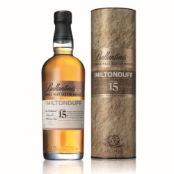 BALLANTINE'S THE MILTONDUFF 15YO