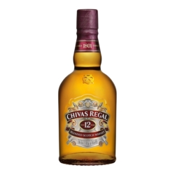 CHIVAS REGAL 12YO 0,5L 40%